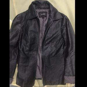 ❤️Express genuine leather jacket. ❤️